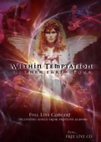 Within Temptation dvd